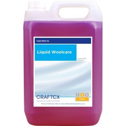 Craftex Liquid Woolcare 5ltr